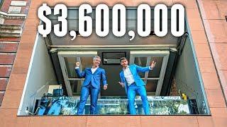 NYC Apartment Tour: $3,600,000 MILLION LUXURY APARTMENT width=