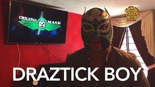 Draztick Boy por primera vez Estados Unidos con Chilanga Mask y Rockstar Pro Wrestling