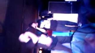 The Chemodan feat Форс - стиль славянский (live R-club Minsk 28.01.2012)
