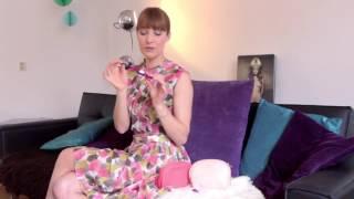 video Vaginální činka s vyměnitelnými kuličkami Pussy Playballs