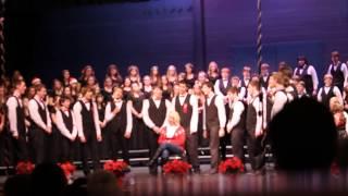 MHS Men's Choir- You Are My Christmas Angel