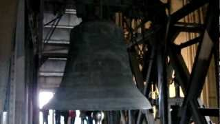 Biggest Bells in Europe in the Cologne Cathedral in Germany in HD