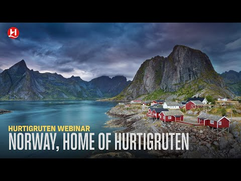 Webinar: Home of Hurtigruten