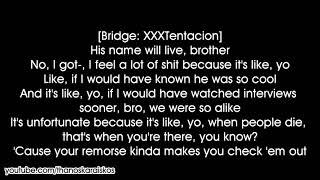 Lil Peep & XXXTENTACION - Falling Down (Lyrics)