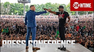 Mayweather vs. McGregor: Toronto Press Conference   SHOWTIME
