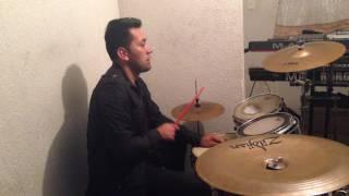 Y me da vergüenza ( cover drum legítimo) Eliel Cruz batería básica
