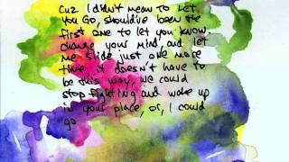 "SOJA - ""Let You Go"" Lyrics Video"