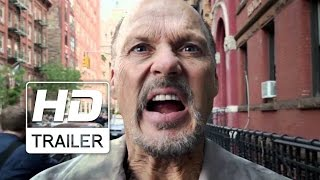 Birdman | Trailer Oficial Legendado HD | 2014