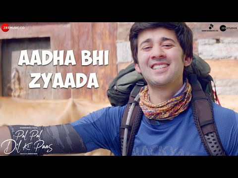 Aadha Bhi Zyaada Song Lyrics in Hindi&English