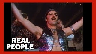 Male Belly Dancing | Real People | George Schlatter