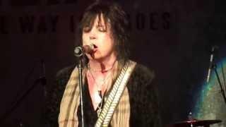 """TOM KEIFER from CINDERELLA  """"GYPSY ROAD""""  THE CANYON CLUB 5/2/2013"""