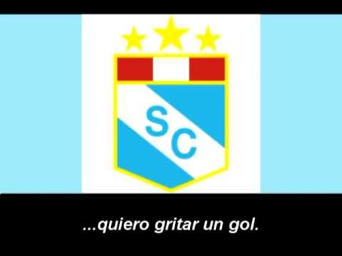 Himno De Sporting Cristal de Extremo Celeste Letra y Video