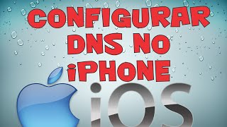 Configurar DNS no iPhone / iPad / iPod - IOS - Celular não conecta na internet wifi