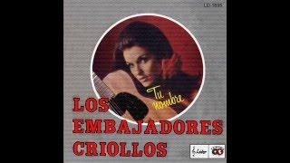 NELLY vals Oswaldo Altamirano   Los Embajadores Criollos