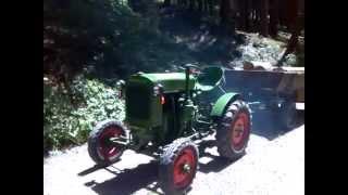 Fahrerlos Deutz F1M414 Trecker Traktor Oldtimer