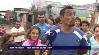 Rómska osada - dvojročná služba v programe Teach for Slovakia