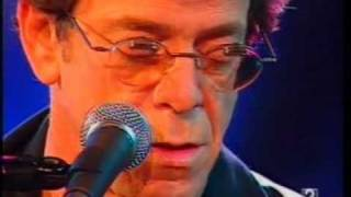Walk on the Wild Side - Lou Reed Live in a Spanish TV Session