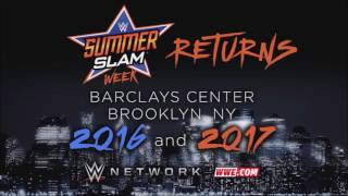 "WWE SUMMERSLAM 2016 ""Big Summer"" by CFO$ [OFFICIAL SOUNDTRACK]"