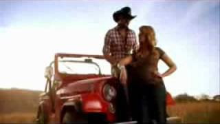 Tim and Faith - You.