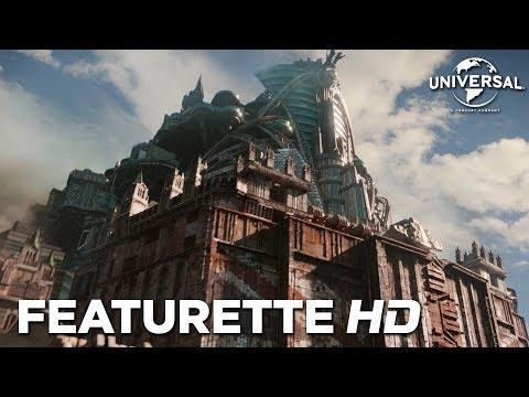 MORTAL ENGINES - La Película
