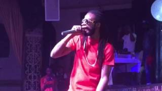 Gyptian Live in Toronto 24th June
