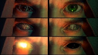 6 realistic eye effects