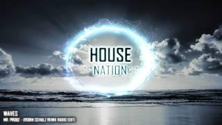 Mr Probz - Waves (Official Video) [Robin Schulz Remix]