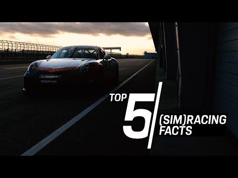 Porsche Top 5 Series: (Sim)Racing Facts