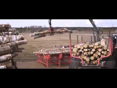 Vedmaskiner från Hakki Pilke