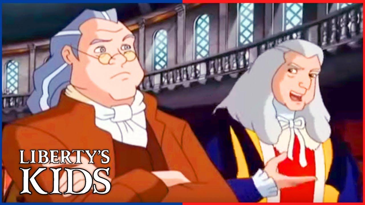 1. The Boston Tea Party