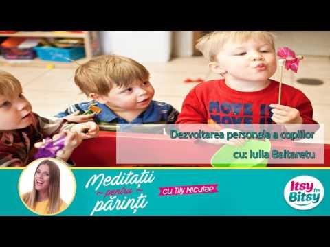 Dezvoltarea personala a copiilor