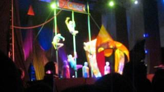 il Circo Viaggio Tubos
