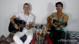 To solteiro de novo - Wesley Safadão part. Ronaldinho Gaúcho (COVER) CR & Guilherme