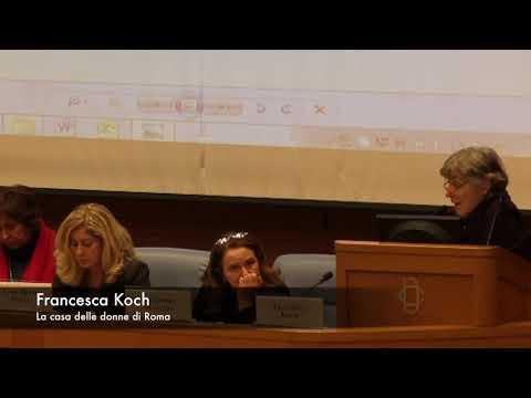 Francesca Koch - La casa delle donne di Roma
