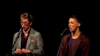 "Kevin Kantor and Spencer Althoff - ""Two Gay Ducks"" (SOAPbox SLAM!)"