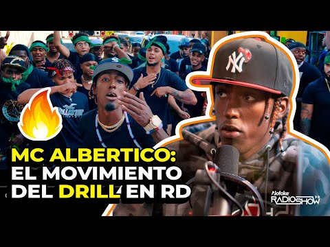 MC ALBERTICO: EL MOVIMIENTO DEL DRILL EN RD (ENTREVISTA HISTORICA)