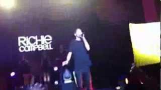 Richie Campbell, Coliseu do Porto, 29.11.2013