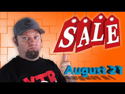 Ham Radio Shopping Deals for August 21st