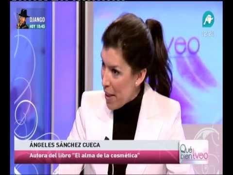 Ángeles Sánchez-Cueca en Intereconomía TV