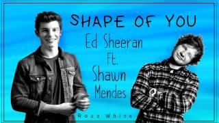 Shape Of You - Ed Sheeran ft. Shawn Mendes (Mashup)