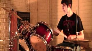 Journey: Faithfully Drum Cover by Cory Osborne