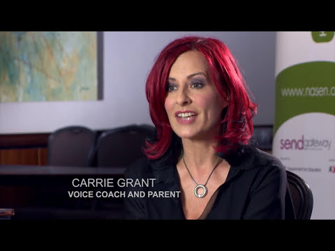Carrie Grant Video