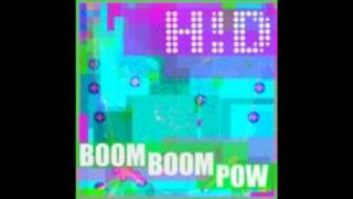 Hearts In Digital - Boom Boom Pow (Black Eyed Peas Cover)