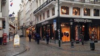 Menace terroriste: Bruxelles revient peu à peu à la vie normale