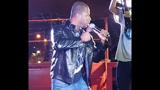Sergio Luiz- Maranata ao vivo - Caravana da vida - Sao Mateus ES 2017