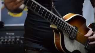 Los Escarabajos: All My Loving (live rehearsal) [WTB]