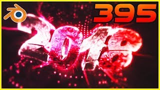 TOP 5 RED Blender Intro Templates #395 + Free Download