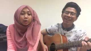 Cough Syrup - Young The Giants [Cover] Annisaa' and Harith