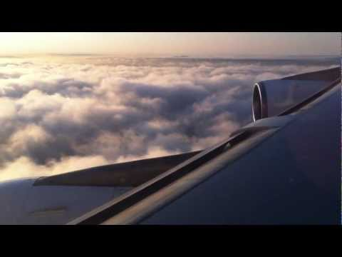 South African Airways landing at Joburg international Part 2