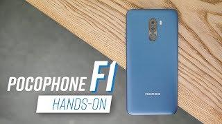 Pocophone F1: Snapdragon 845, giá tầm trung